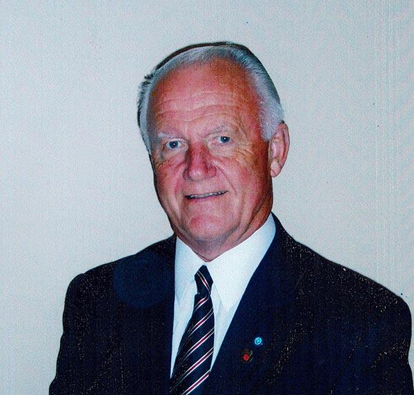 Bill Buckland