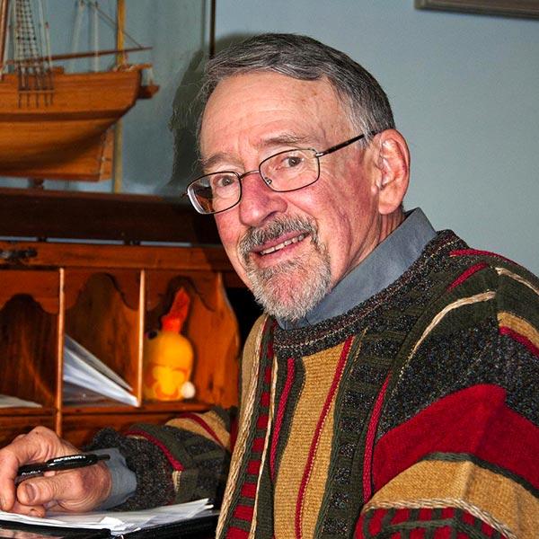 Rev Jack Cox