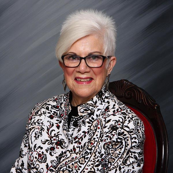 Jeannette Hill