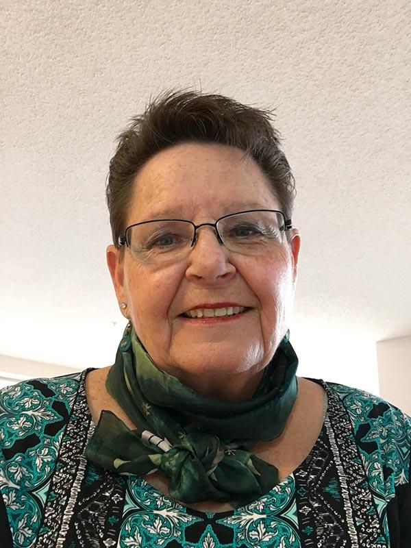 Rev Dr Linda Ormson