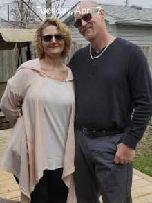 Craig  & Paula