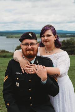 Dustin & Wyntre-Elizabeth