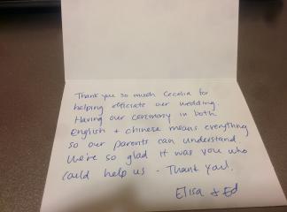 Elisa & Ed