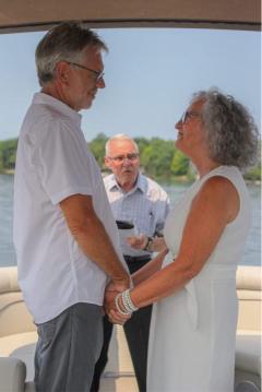Keith & Susan
