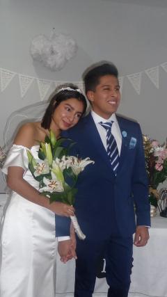 Luis-Roberto & Emily-Victoria