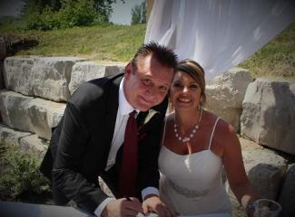 Peter & Kathy