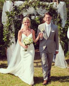 Trevor & Megan