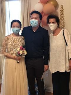Yiwen and Sheng
