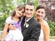 Peter, Alexandra and Kali