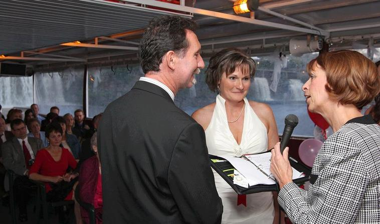 Karen and Brian