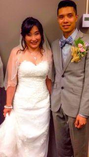 Tania and Mark